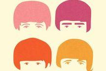 Meet the Beatles / #beatles #johnlennon #lennon #paulmccartney #mccartney #ringostarr #ringo #georgeharrison #george #harrison #60s