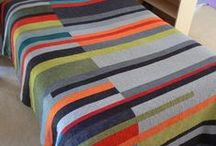 Quilting bee / #quilting #quilts #modern #maker #handmade #sewing