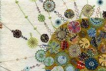 Textiles + yarn / #yarn #wool #embroidery #stitch #purl #knitting #knit #textiles #fabric