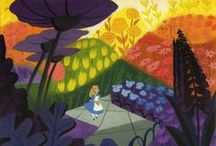 Mary Blair / Works from the famed Disney illustrator.