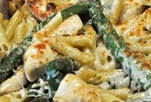 tasty dinner ideas / by Amy Sewell