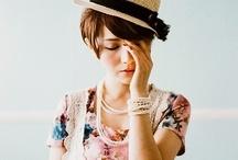 Dress Up Summer Time / by Eliz Sarobhasa