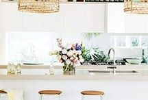 Kitchen / Welcome to our kitchen inspiration board - we how feel inspired to make your kitchen as good as it can be!  / by Amara