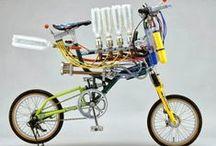 Bicicletta / by Thibault de Changy