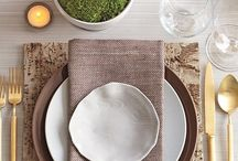 Table Pretties / by Christie McCullough