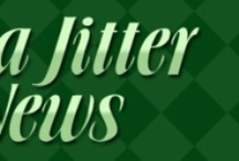 THE JITTER NEWS JOKES AND RIDDLES / by Kelly Thejitternews