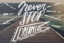 Quotes & Lettering
