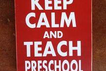 Preschool / by Megan Brennan