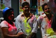 Holi Festival / Holi was celebrated on a large scale for the first time in Invercargill in March 2013.  Iluvinvers was on hand to witness and take part in the fun.