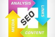 SEO and Web / Is it ever optimized enough? / by Kerstin Auer