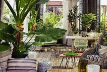 On the porch/patio... / Outdoor living / by Dora Kelly