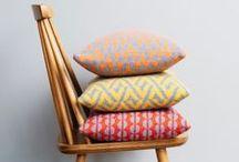 Cushions / by Amara