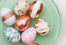 Easter Mood Board