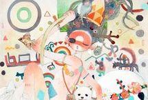 Artistic: Aya Takano