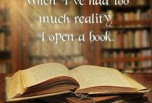 Books and quotes / by Megan Joiner
