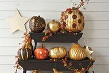 Halloween / Fabulous ideas for sweet treats & spooktastic decor! / by Amara