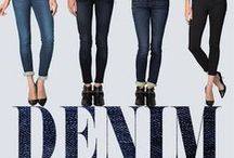 Denim Obsessed / We are Denim Obsessed. #lovedenim / by Jean Machine