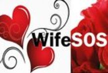 WifeSOS / www.WifeSOS.com - Maximize Your Marriage with great advice from six marriage book authors!