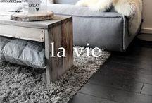 La Vie / Home Decor and inspiration