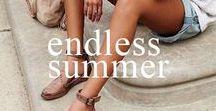 Endless Summer / Summer Inspiration