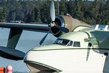 Seaplanes in Maine / Seaplane tourism - Seaplane Fly-In Annual Event, Seaplane tours and sightseeing.