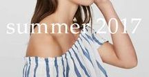 Summer Collection 2017 / Summer time!! Celebrate summer with these inspirations and rock your summer style.