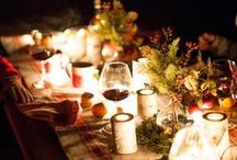 styling [ tabletop ] / neat ideas for dinner parties, holidays, etc. / by Leigh-Ann Friedel