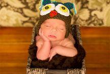 newborn pic ideas  / by Melinda Bowles