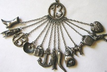 Charmed / Jewelry--Charms / by Lynn Epton-Siler
