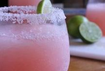 adult beverages / booze