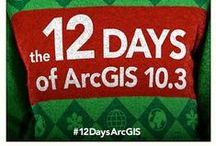 ArcGIS Products / ArcGIS is a platform for designing and managing solutions through the application of geographic knowledge. www.esri.com/arcgis / by Esri