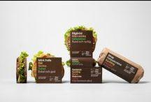 GD - PKG - Food / Graphic Design / Packaging / Food / by David San Miguel