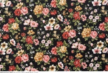 Pattern - Floral [RIP 2014] / #florcore #pattern #floral  / by David San Miguel