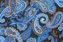 Pattern - Paisley / #pattern #trend #paisley / by David San Miguel