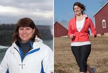 Weight Loss Success  / Get inspired with these amazing #weight #loss #success stories. / by Fitbie