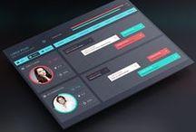 GD - UI / UX / GUI / by David San Miguel