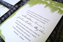 Invitation ideas (because there are too many choices!)
