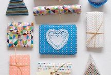 events [ giftwrap ] / by Leigh-Ann Friedel