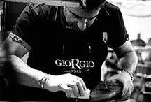 Giorgio 1958 / Italiaanse herenschoenen van Giorgio 1958 koop je bij Aad van den Berg schoenen in Noordwijk
