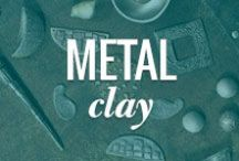 Metal Clay / Welcome to the world of metal clay! Check out all the projects, tips and tricks and inspirational ideas Rio Grande offers for working with PMC, BRONZclay and COPPRclay.