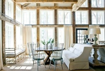 Beams and Barns / by Heather