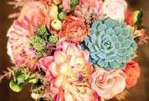 Wedding Flowers We Love / by Colonnade Boston