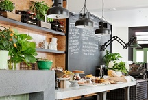 commercial interior design / Design ideas and inspiration for restaurants, hotels, bars and spa interiors and exteriors.
