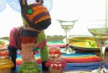 fiesta party / 40 & Fabulous/Fiesta Party / by Melinda Bowles