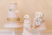 Wedding Cakes & Desserts We Love / by Colonnade Boston