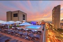 "Roof Top Pool ""RTP"" / Boston's Award Winning Roof Top Pool"