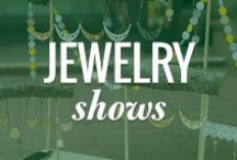 Jewelry Shows / It's show time!  Get ideas on how to set up your jewelry displays, how to travel with your jewelry, and security.  See what shows are out there. Also, read jewelry industry expert Marlene Richey's advice on shows, including how to get into one and manage it.