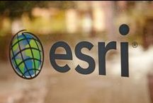 Esri Events / From User Conference to other events large and small, Esri puts on and participates in many events throughout out the year. Here's your resource for some exciting Esri stuff! / by Esri