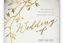 Wedding Invitations We Love / by Colonnade Boston