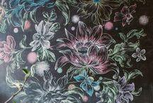 art [ chalkboard ] / by Leigh-Ann Friedel